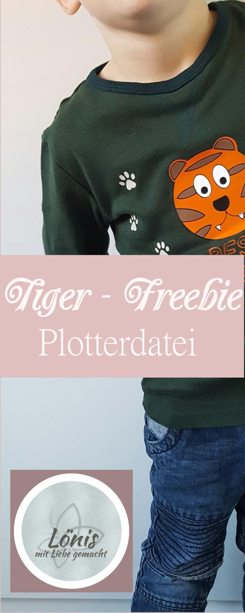 Tiger Freebie
